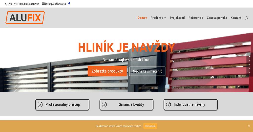 martina novakova - Alufix s.r.o. - Kvalitné hliníkové konštrukcie - alufixsro.sk